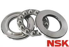 NSK單向推力球軸承選型表