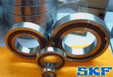 SKF带密封圈型单列深沟球轴承选型表
