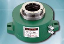 台湾SZG固定型油、气压夹头 立式夹头