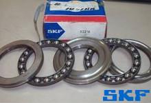 SKF双向推力球轴承选型表 常用型号
