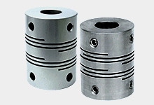SCT/SCTS定位螺絲固定型切縫式聯軸器選型表