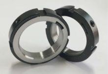 KMK系列带楔块的精密锁紧螺母尺寸参数表